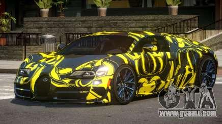 Bugatti Veyron SS PJ1 for GTA 4