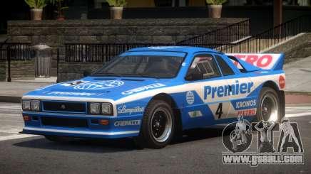 Lampadati Mesos Rallye PJ4 for GTA 4