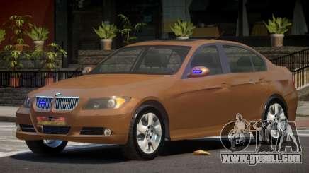 BMW M3 E90 Spec for GTA 4