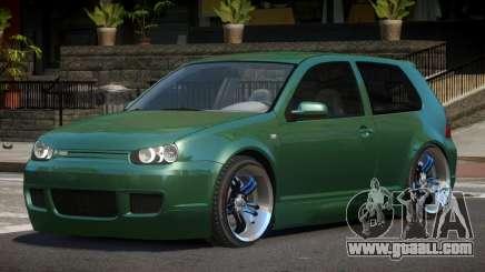 Volkswagen Golf IV L-Tuned for GTA 4