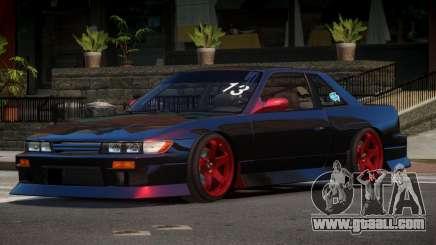 Nissan Silvia S13 ZT for GTA 4