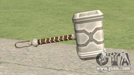 Mjolnir for GTA San Andreas
