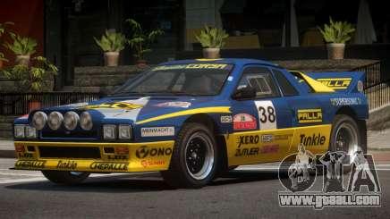 Lampadati Mesos Rallye PJ3 for GTA 4