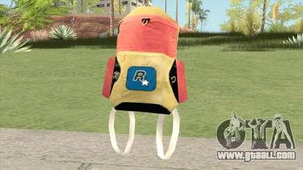 Alternative Parachute for GTA San Andreas