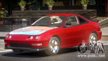Acura Integra R-Tuning for GTA 4