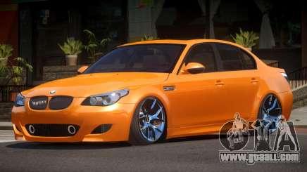 BMW M5 E60 V2.2 for GTA 4