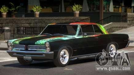 Pontiac GTO LT V1.0 PJ3 for GTA 4