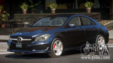 Mercedes Benz CLA V1.0 for GTA 4
