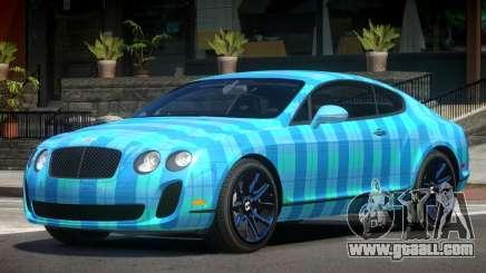 Bentley Continental S-Edit PJ1 for GTA 4