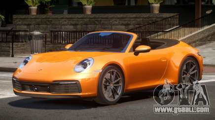 2019 Porsche 911 Carrera S for GTA 4