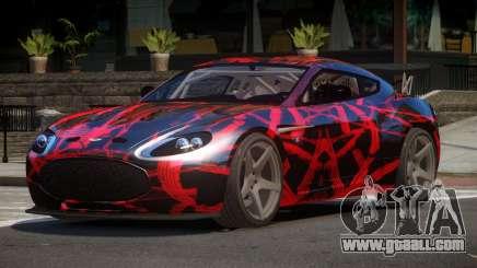 Aston Martin Zagato SR PJ5 for GTA 4