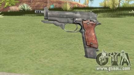 Beretta M93R for GTA San Andreas