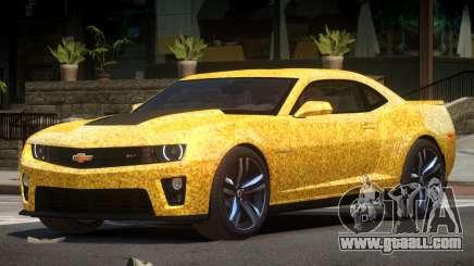 Chevrolet Camaro ZL1 V2.1 PJ3 for GTA 4