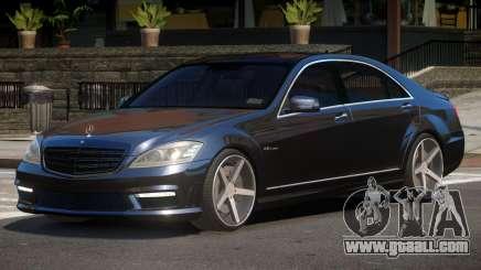 Mercedes Benz S65 V1.3 for GTA 4