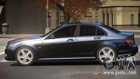 Mercedes Benz C180 ST for GTA 4
