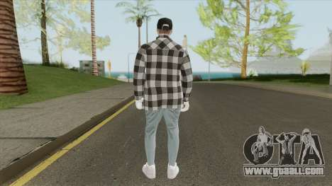 Skin Random 3 (GTA Online) for GTA San Andreas