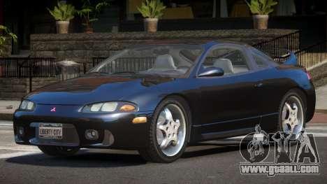 Mitsubishi Eclipse LR for GTA 4