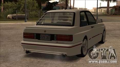 GTA V Ubermacht Sentinel Classic for GTA San Andreas