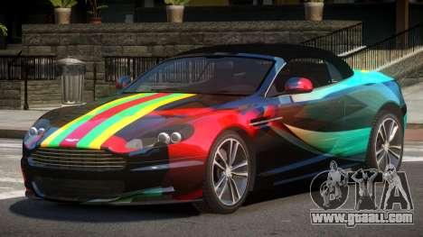 Aston Martin DBS LT PJ6 for GTA 4