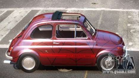 1973 Fiat Abarth PJ5 for GTA 4