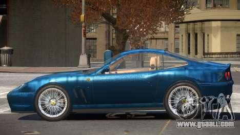 Ferrari 575M V1.2 for GTA 4