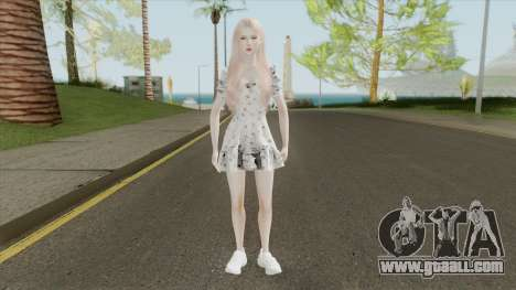 Rose Park (Blackpink) for GTA San Andreas
