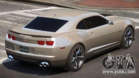 Chevrolet Camaro ZL1 R-Tuned for GTA 4