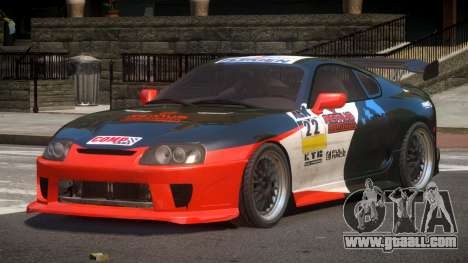 Toyota Supra SR PJ6 for GTA 4