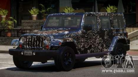Jeep Wrangler LT PJ6 for GTA 4