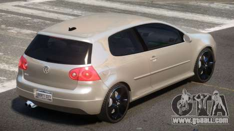 Volkswagen Golf 5 V2.1 for GTA 4