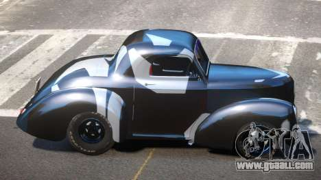 Willys Coupe 441 PJ2 for GTA 4