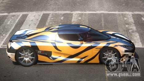 Koenigsegg CCX S-Tuned PJ5 for GTA 4
