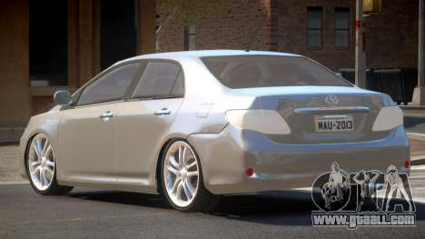 Toyota Corolla RS V1.0 for GTA 4