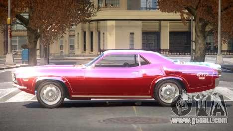 Pontiac GTO Custom for GTA 4