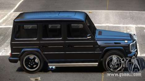 Mercedes Benz G55 A-Style for GTA 4