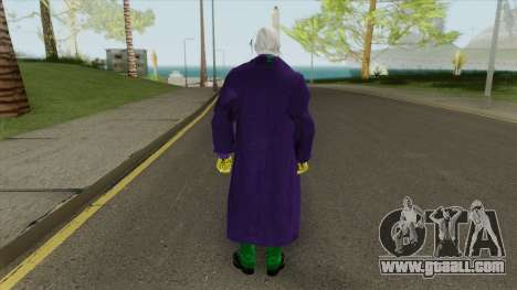 Mr J (Gotham) for GTA San Andreas