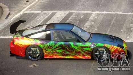 Nissan 240SX D-Style PJ2 for GTA 4