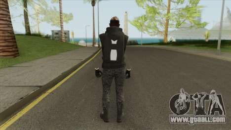 Random Skin V1 (GTA Online) for GTA San Andreas