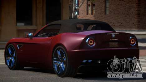 Alfa Romeo 8C SR for GTA 4