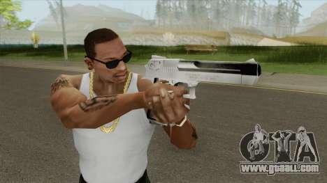 Desert Eagle LQ (Manhunt) for GTA San Andreas