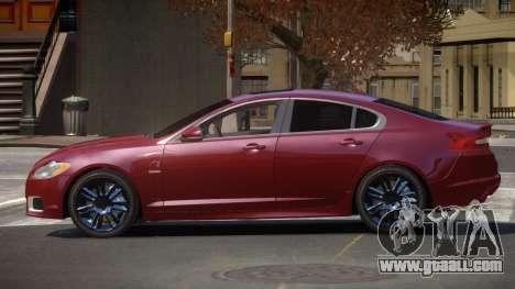 Jaguar XFR R-Tuned for GTA 4