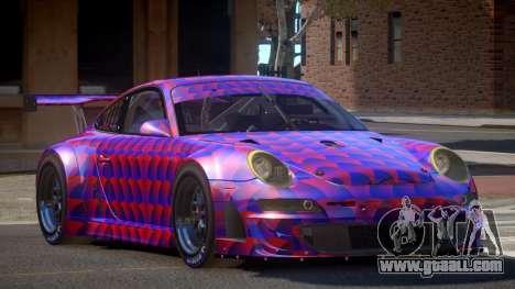 Porsche GT3 R-Style PJ6 for GTA 4