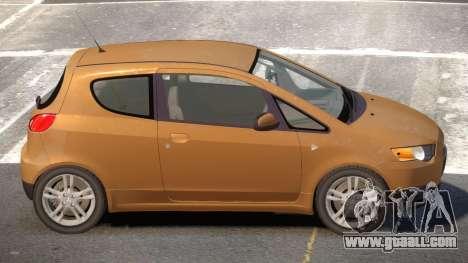 Mitsubishi Colt RS for GTA 4