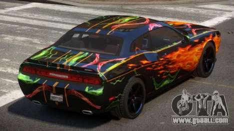 Dodge Challenger GT 392 PJ4 for GTA 4