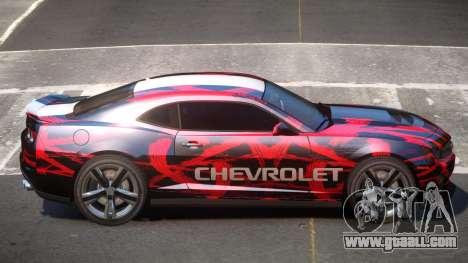 Chevrolet Camaro STI PJ1 for GTA 4