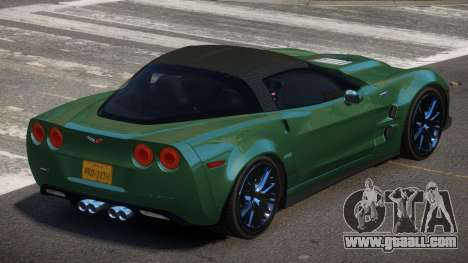Chevrolet Corvette SE for GTA 4