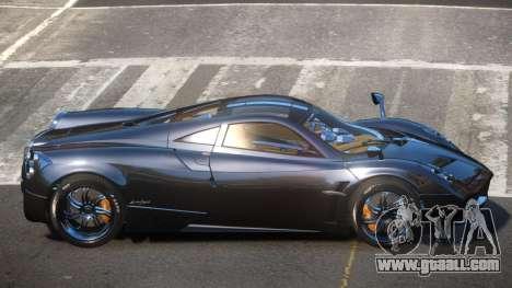 Pagani Huayra R-Tuned for GTA 4