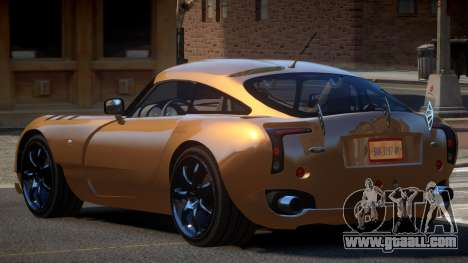 TVR Sagaris GT for GTA 4