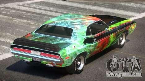 1972 Dodge Challenger RT PJ3 for GTA 4