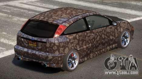 Ford Focus SVT R-Tuning PJ3 for GTA 4